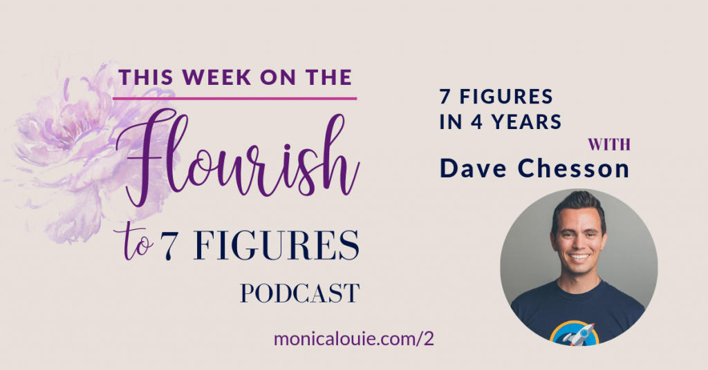 7 Figures in 4 Years with Dave Chesson the Kindlepreneur: Flourish to 7 Figures Podcast Episode 2