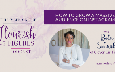 How to Grow a Massive Audience on Instagram with Bola Sokunbi of Clever Girl Finance