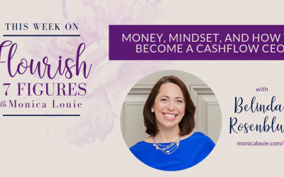 Money, Mindset, and How to Become a Cashflow CEO with Belinda Rosenblum