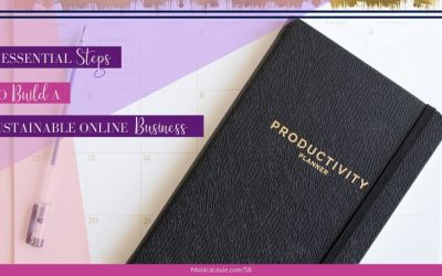 7 Essential Steps to Build a Sustainable Online Business