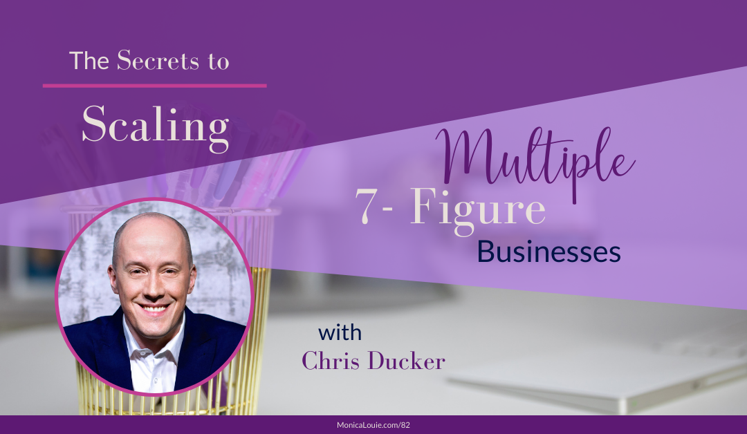 The Secrets to Scaling Multiple 7-Figure Businesses with Chris Ducker