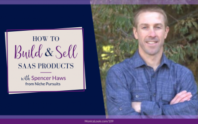 How to Build and Sell SaaS Products with Spencer Haws from Niche Pursuits