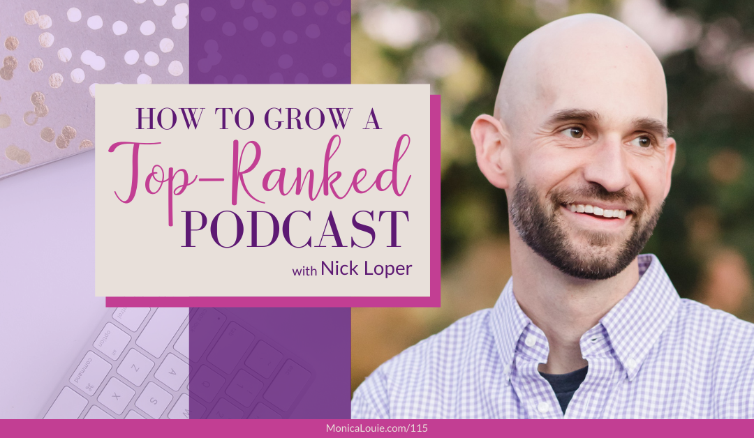 How to Grow a Top-Ranked Podcast with Nick Loper