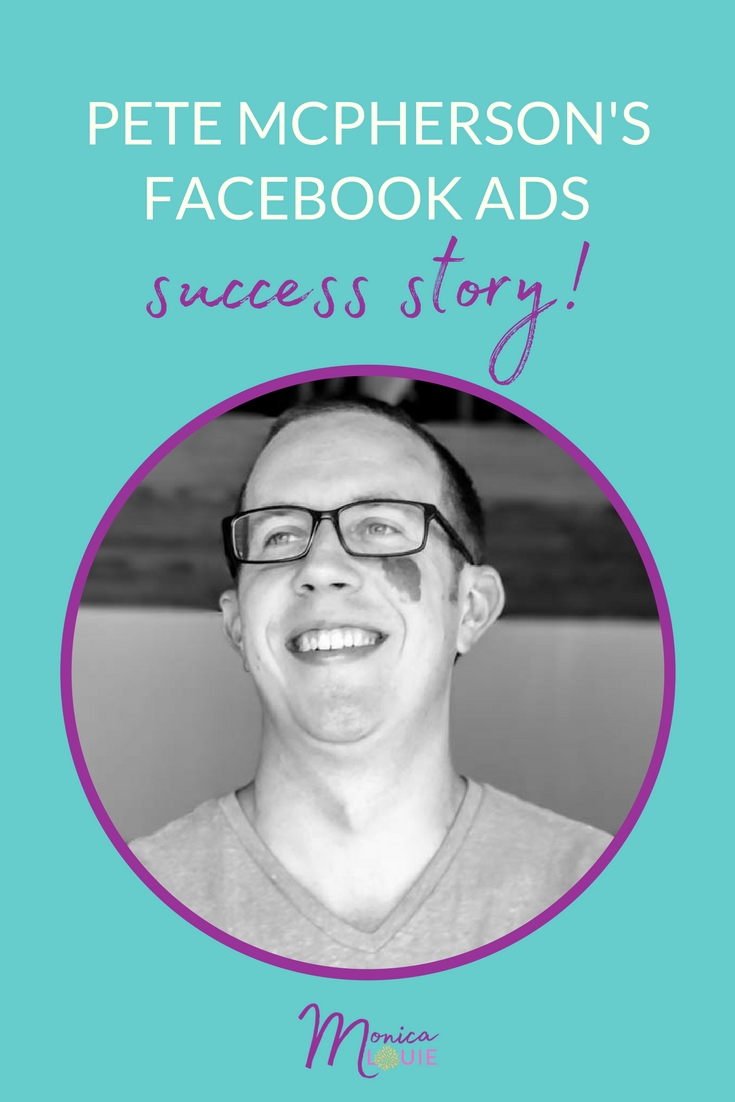 Facebook ads can be used for a variety of different strategies! They can be used to increase affiliate revenue, drive sign-ups for webinars, and get your message in front of more people. Find out how Pete went from zero conversions to $0.73 per subscriber!