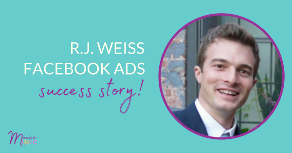 Read more about R.J.'s Facebook ad success story!
