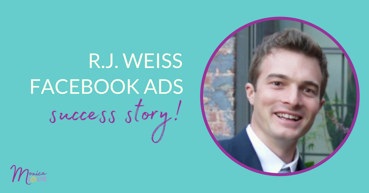 How R.J. Got Facebook Ad Costs Down to Just $0.06 Per Landing Page View