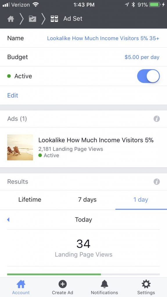 facebook analytics app 2
