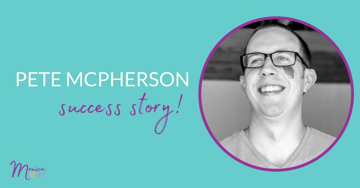 pete mcpherson success story